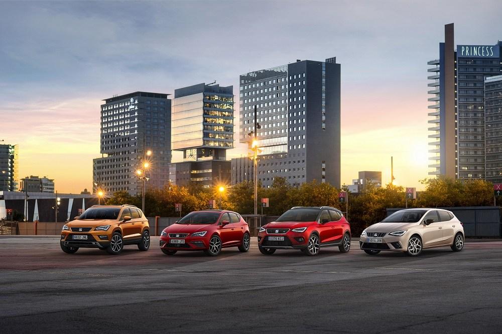 Πρώτη πανελλήνια παρουσίαση των νέων SEAT Tarraco και CUPRA Ateca στην Έκθεση «Αυτοκίνηση EKO 2018»