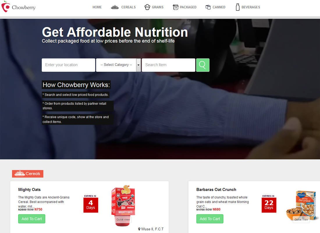 Η εφαρμογή που δίνει φαγητό σε όσους πεινούν