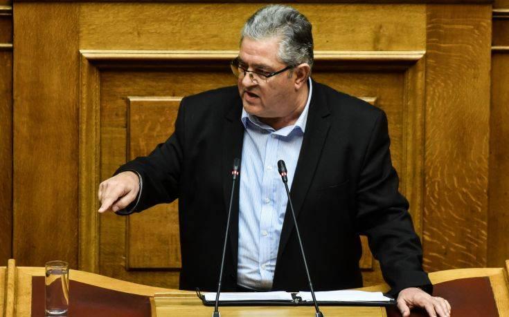 Κουτσούμπας: «Μανούλα» ο ΣΥΡΙΖΑ στη διαστρέβλωση της έννοιας της προόδου