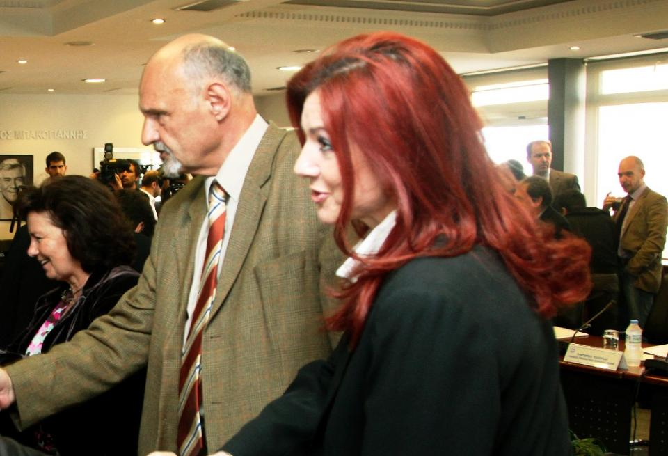 Αγωγή κακοδικίας κατά της Τουλουπάκη κατέθεσε η Ράικου