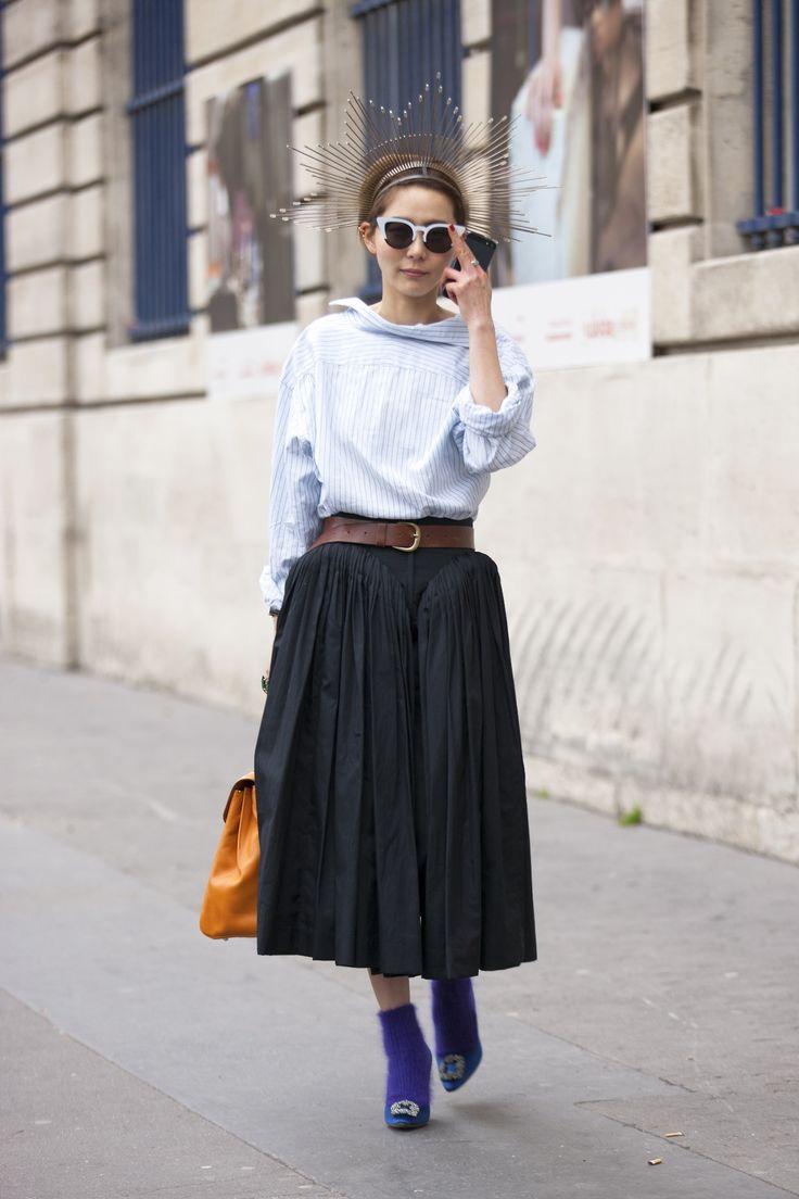 Σου αρέσουν οι πλισέ φούστες; Δες 3 νέους τρόπους να τις φορέσεις!