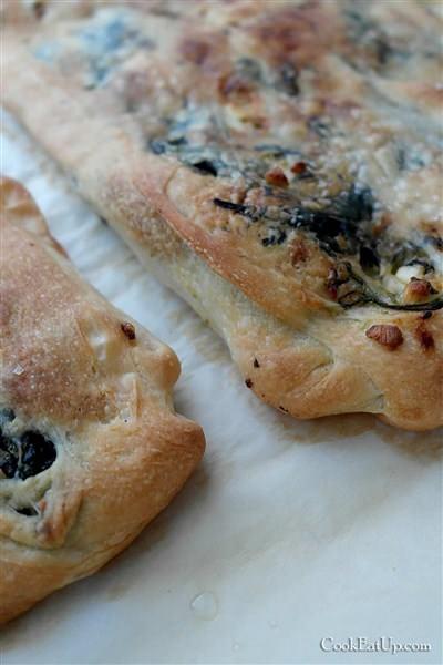 Zaatar, ένα φανταστικό επίπεδο ψωμί από την Παλαιστίνη