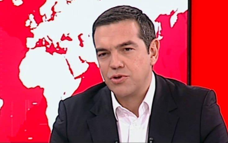 Τσίπρας: Ιστορικό βήμα προς τα εμπρός η συμφωνία με την Εκκλησία