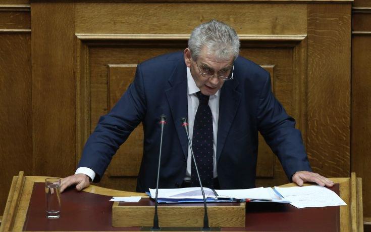Παπαγγελόπουλος: Στην Ελλάδα έγινε η μεγάλη επίθεση κατά της Δημοκρατίας