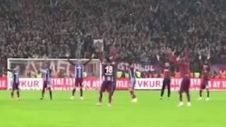 Απίθανοι πανηγυρισμοί παικτών και οπαδών στη Τουρκία