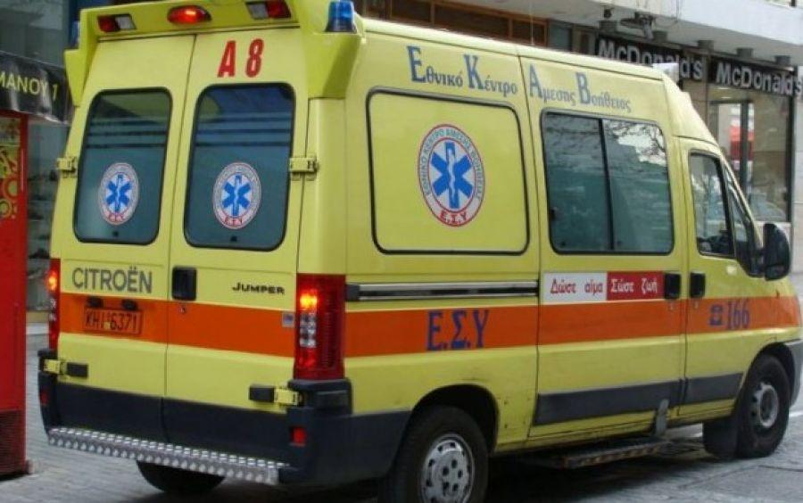 Τροχαίο στην παλαιά εθνική οδό Αθηνών-Κορίνθου – Δύο νεκροί