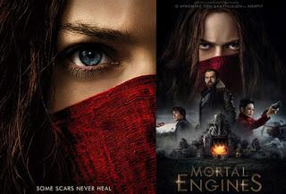 Mortal Engines – Φονικές Μηχανές, Πρεμιέρα: Δεκέμβριος 2018 (trailer)