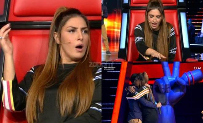 The Voice: Άφησε κόκαλο την Παπαρίζου με το τραγούδι που επέλεξε! «Που το θυμήθηκε;»
