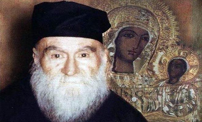 «O αντίχριστος έχει γεννηθεί»: Αποκάλυψη της Παναγίας στον γέροντα Βησσαρίωνα