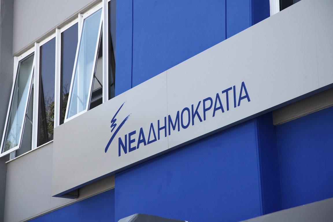 Νέος πρόεδρος της διοικούσας της ΝΔ στη Θεσσαλονίκη ο Τάσος Σπηλιόπουλος