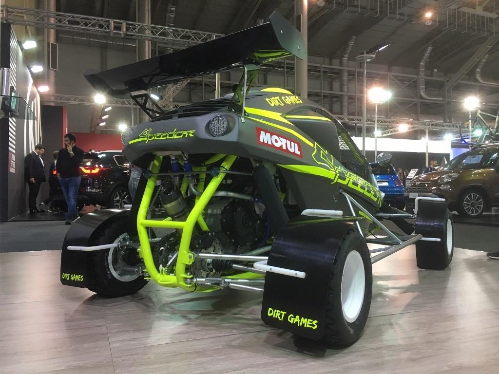 H Speedcar Motul Team Greece στην «Αυτοκίνηση ΕΚΟ 2018»