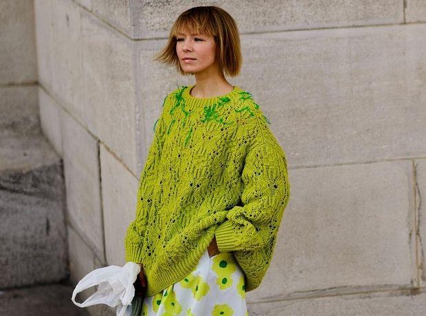 Όλες οι αποχρώσεις του πράσινου που θα δεις στο street style