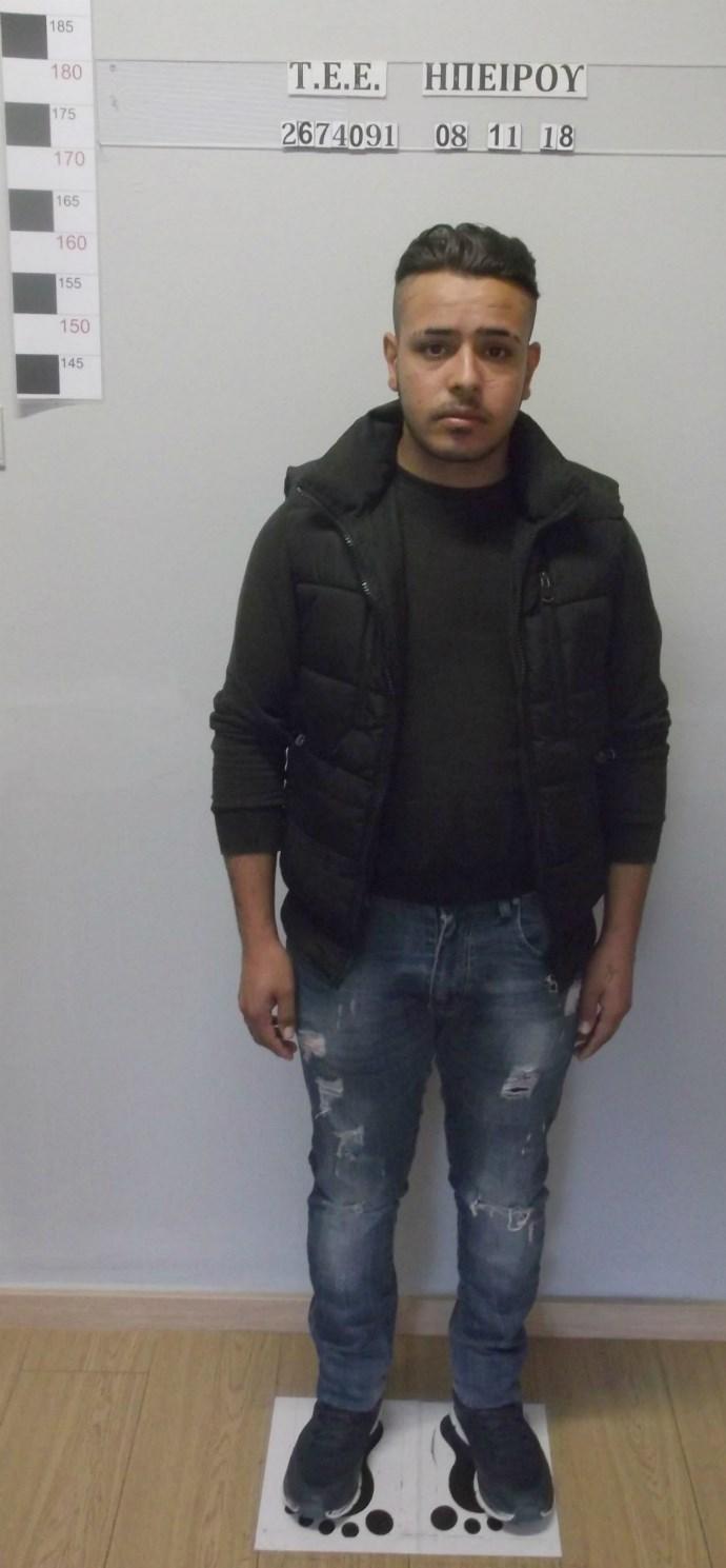 ΕΛΑΣ: Αυτός είναι ο 20χρονος Σύρος που κατηγορείται για τον βιασμό 3χρονου αγοριού