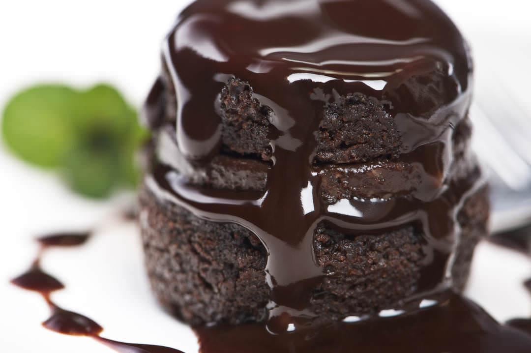 Γρήγορη και λαχταριστή σοκολατόπιτα!