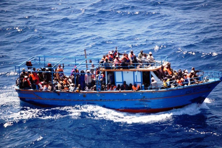 Διάσωση 56 μεταναστών ανατολικά της Σάμου