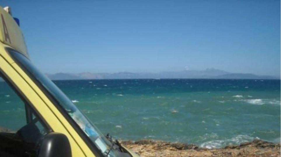 Νεκρή βρέθηκε 74χρονη σε παραλία της Σητείας
