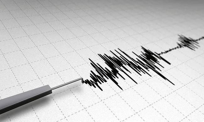 Σεισμός 4,4 Ρίχτερ νότια της Ζακύνθου