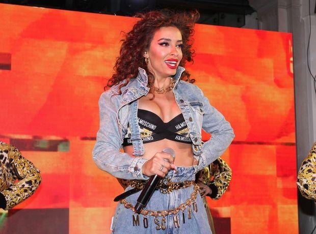 Οι celebrities που φόρεσαν τη συλλογή Moschino TV x H&M στο launch party