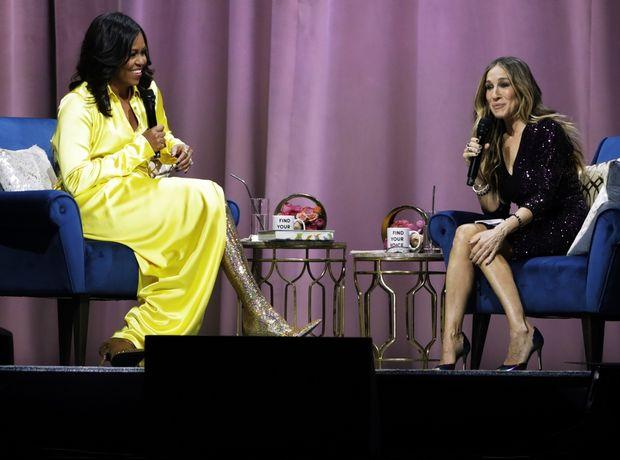 Κανείς δεν περίμενε να δει την Michelle Obama με αυτές τις μπότες
