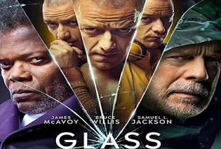 Glass, Πρεμιέρα: Ιανουάριος 2019 (trailer)