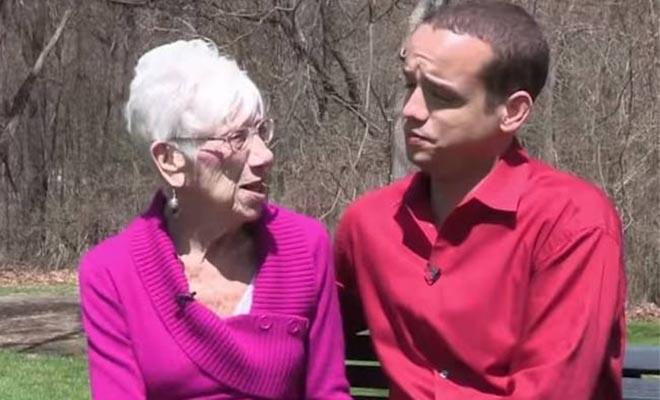 «Το κρεβάτι είναι φανταστικό» δηλώνει… 91χρονη για τον 31χρονο εραστή της και προκαλεί σάλο! [Βίντεο]