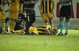 """Η """"κατάρα"""" των τραυματισμών στην ΑΕΚ"""