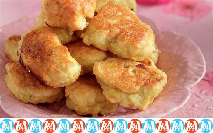 Νηστήσιμες τηγανίτες για πρωινό ή απογευματινό σνακ