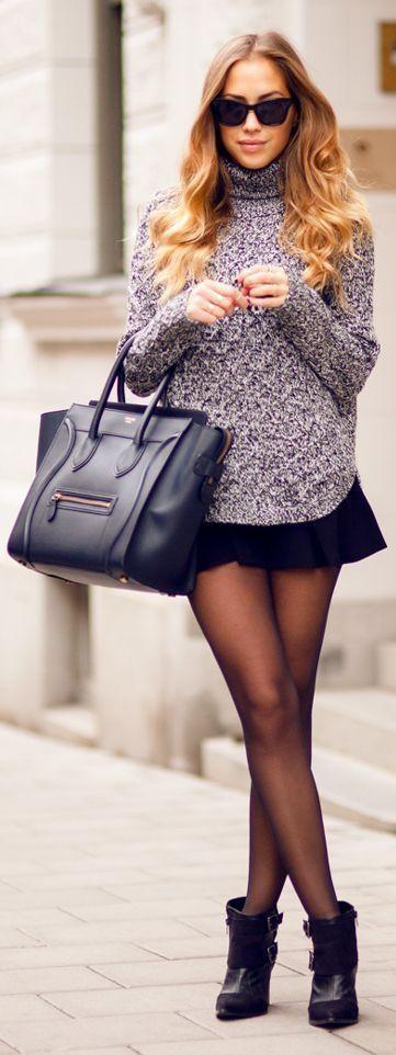 Αν πιστεύεις πως οι mini φούστες δεν ταιριάζουν σε όλες δεν έχεις δει αυτό το σχέδιο!