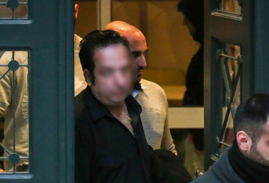 Στις φυλακές Ναυπλίου οδηγείται ο Ριχάρδος