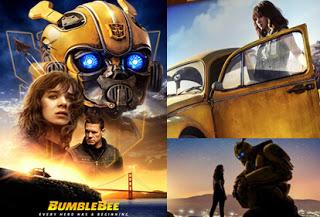 Bumblebee, Πρεμιέρα: Δεκέμβριος 2018 (trailer)