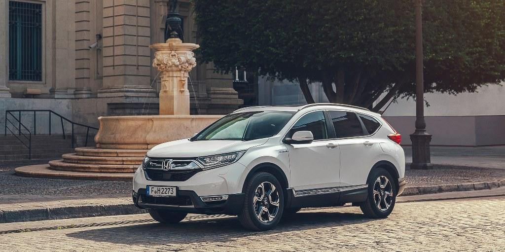 Honda CR-V Hybrid: Το πρώτο υβριδικό SUV της Honda στην Ευρώπη