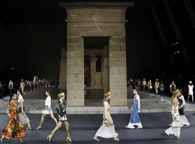 Metiers d'Art: Ένα πολιτισμικό fashion show από τον οίκο Chanel για την Pre-Fall '19 συλλογή