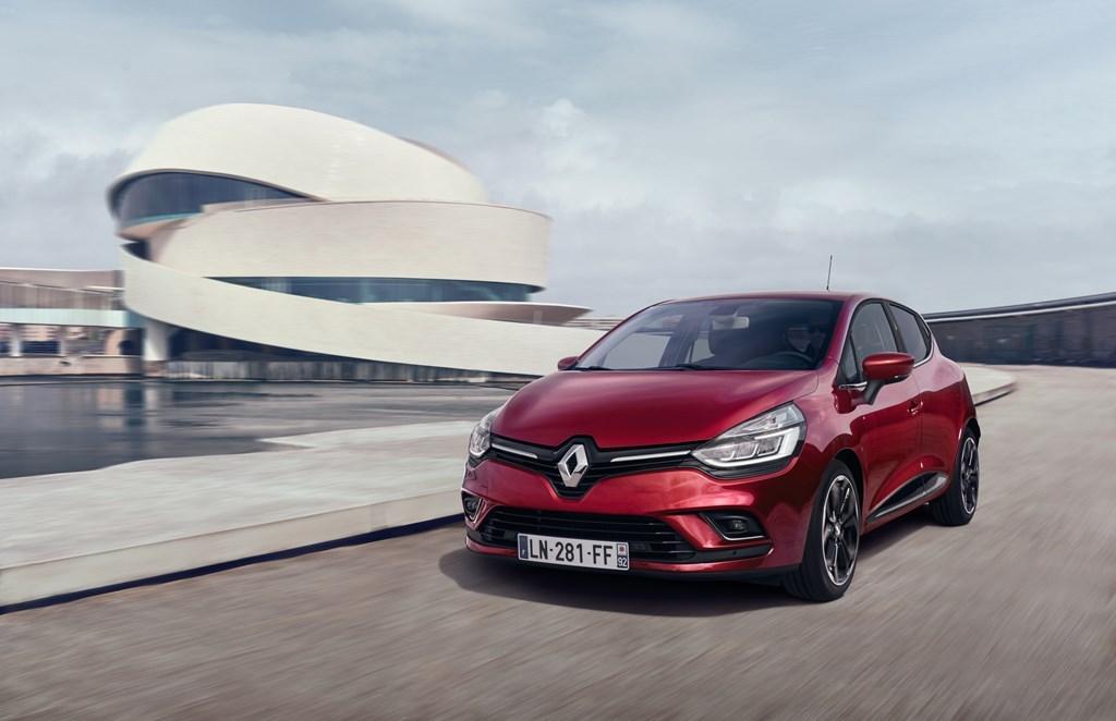 Κλήρωση πέντε καινούριων Renault CLIO στους πυροπαθείς της Ανατ. Αττικής