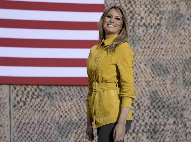 Η Melania Trump και τα ''προκλητικά'' μποτάκια της