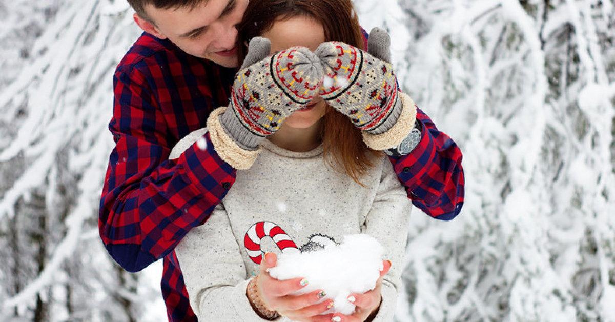 9 ιδέες για χειμωνιάτικα ραντεβού με το αγόρι σου, που έχουν πλάκα!