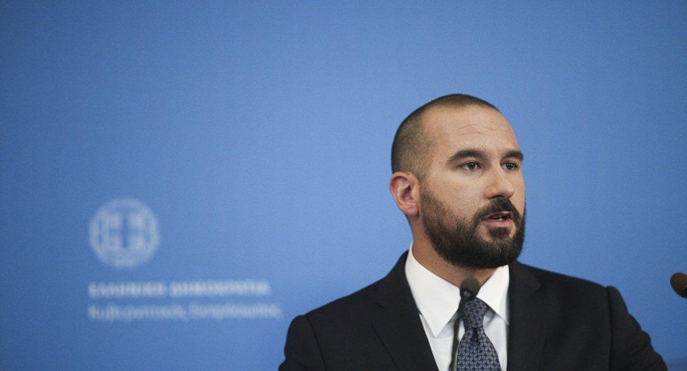 Τζανακόπουλος: Θα γίνουν όλες οι κινήσεις για τον απόλυτο σεβασμό της Συμφωνίας των Πρεσπών