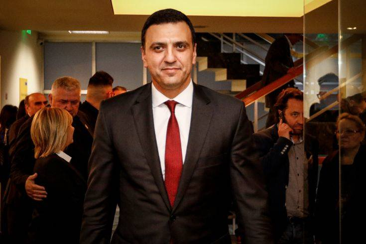 Κικίλιας: Ο κ. Τσίπρας μάς είπε από το μισογεμάτο Αλεξάνδρειο ότι θέλει να σώσει τη Μακεδονία