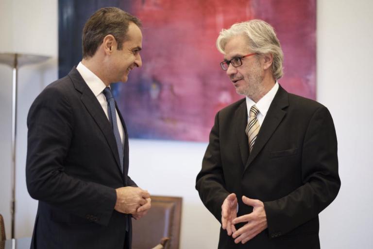 Ο Νίκος Βλαχάκος υποψήφιος Δήμαρχος Πειραιά με τη ΝΔ