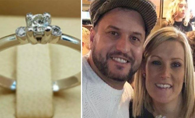 Πήγε να κάνει πρόταση γάμου και του έπεσε το μονόπετρο στον υπόνομο [Βίντεο]