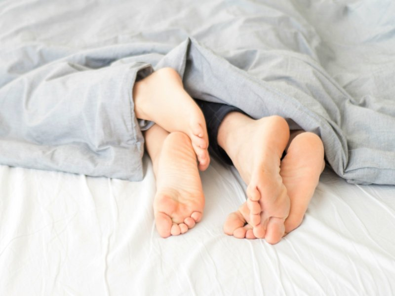 Ποια στάση ύπνου δείχνει ότι έχεις επιλέξει τον σωστό σύντροφο;