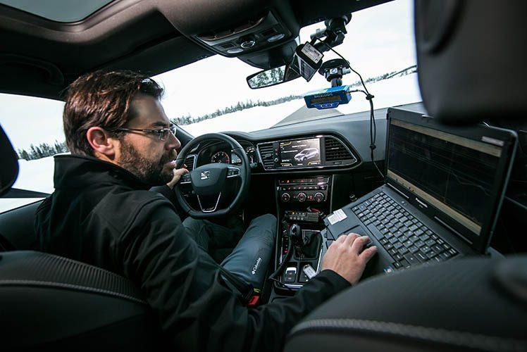 Οι μηχανικοί της SEAT δουλεύουν ακόμα και… στους -25 βαθμούς! (ΦΩΤΟ-ΒΙΝΤΕΟ)