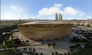 Σε ένα…παλάτι θα γίνει ο τελικός του Μουντιάλ 2022