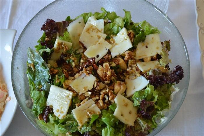 Πράσινη σαλάτα