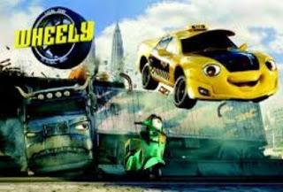 Wheely – Γουίλι (μεταγλ), Πρεμιέρα: Ιανουάριος 2019 (trailer)