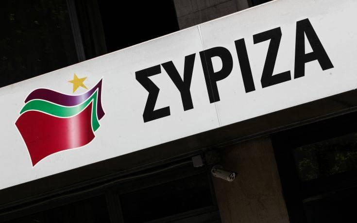 ΣΥΡΙΖΑ: Αναγκαίο ένα σχέδιο κοινών στόχων από Αριστερά, Πράσινους και σοσιαλδημοκράτες