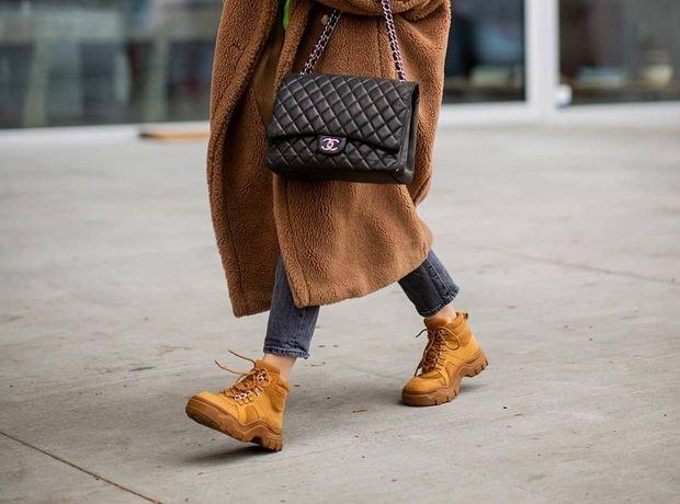 Αυτά είναι τα ιδανικά booties για τις χειμερινές σου εξορμήσεις κι όχι μόνο