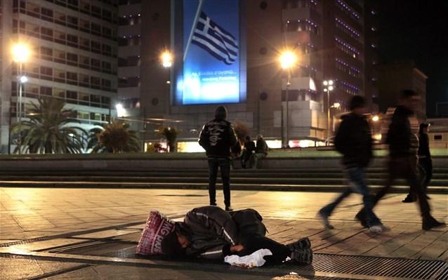 Δήμος Αθηναίων: Έκτακτα μέτρα για τους άστεγους λόγω ψύχους