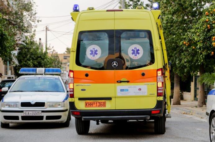 Νεκρός 35χρονος μοτοσικλετιστής σε τροχαίο στην Κρήτη