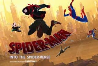 Spider-Man: Into the Spider-Verse – Μέσα στο αραχνο-σύμπαν (μεταγλ), Πρεμιέρα: Δεκέμβριος 2018 (trailer)