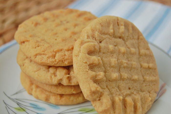 Μπισκότα βουτύρου!